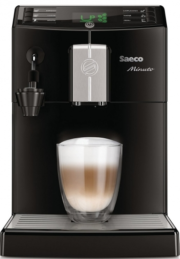 Кофемашина Saeco Minuto Focus HD8761/01 Black